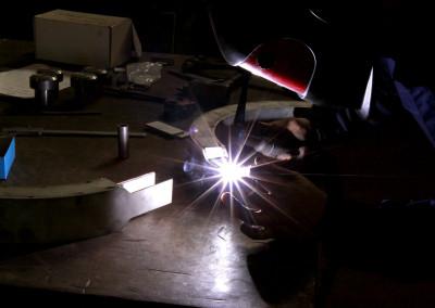 Fabricación industrial 🔩 Mecanizado ✦ Calderería ✦ Reparaciones y construcción de maquinaria ✦ Elementos mecano-soldados ✦ Alcalá de Guadaíra
