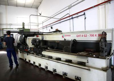 maquinaria taller mecanizados tecnopro