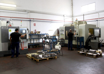 taller mecanizados tecnopro