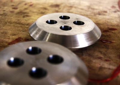 piezas taller mecanizado tecnopro